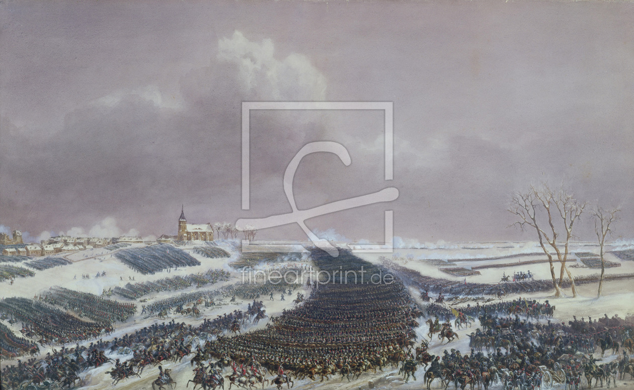 Bild-Nr.: 31002712 The Battle of Eylau, 8th February 1807 erstellt von Fort, Jean Antoine Simeon