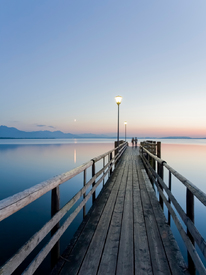 Chiemsee in Bayern/12302853